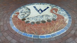 New mosaic complete