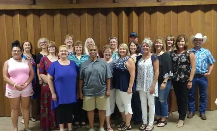 Class of 1983 35th Reunion June 2018