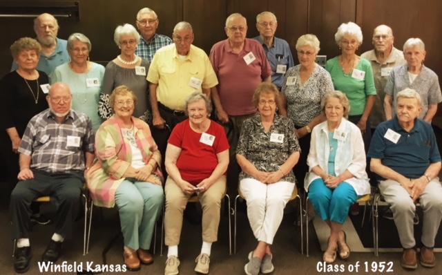Class of 1952 Summer 2018