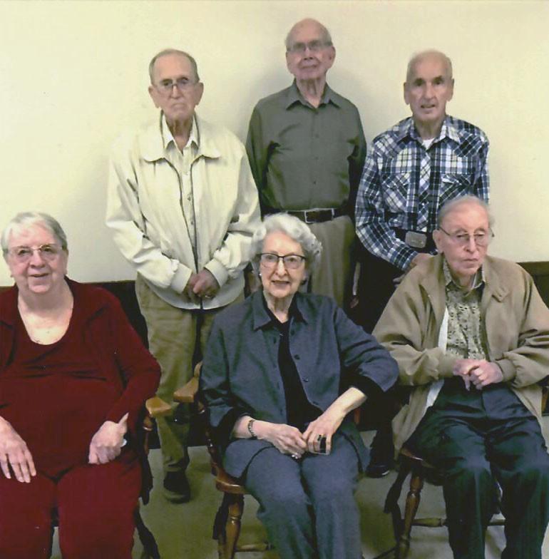 Class of 1943 September 2018