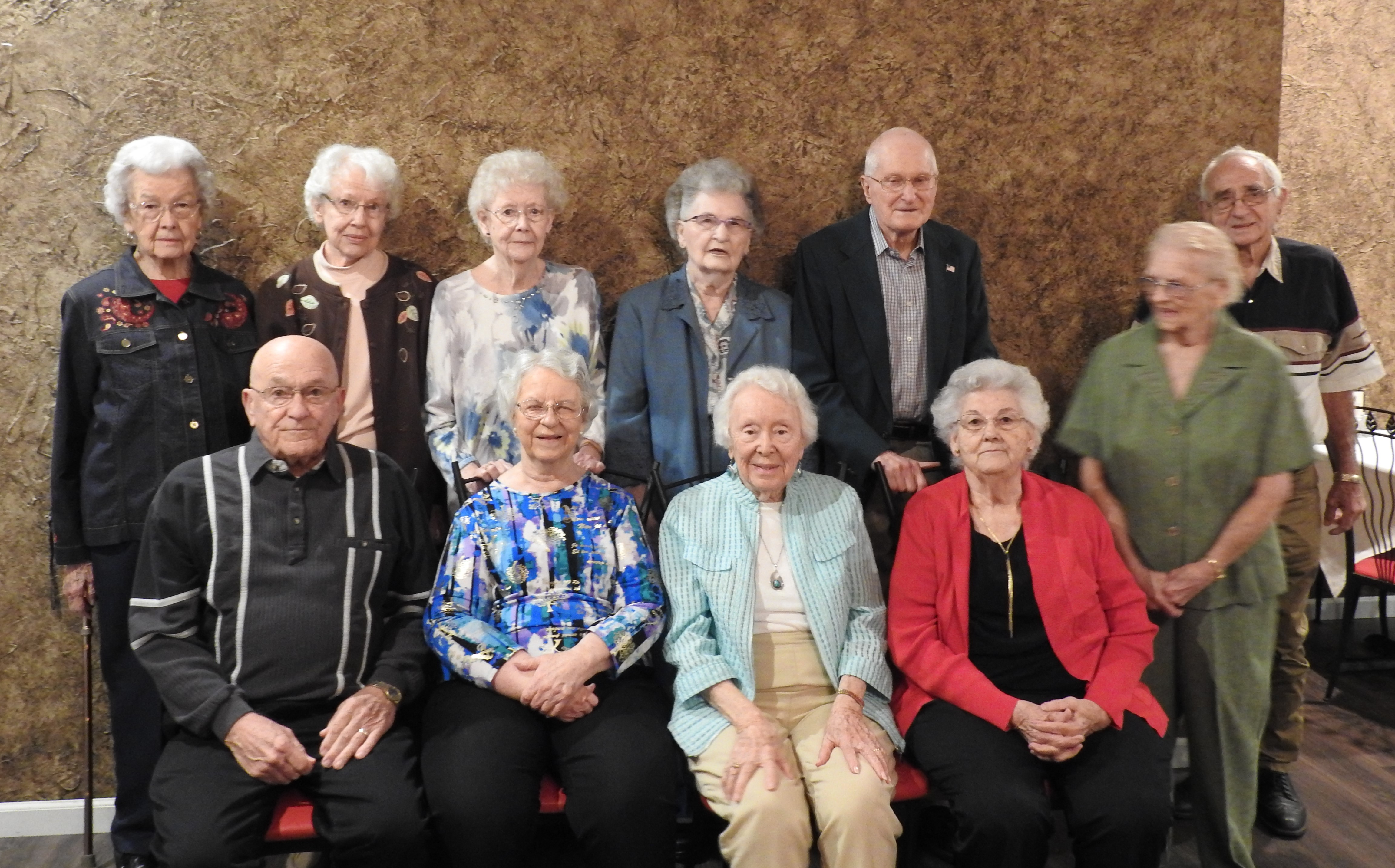 Class of 1948 70th Reunion