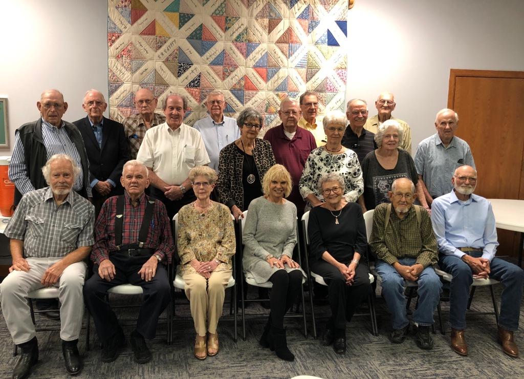 2019-10 Class of 1954 65th Reunion